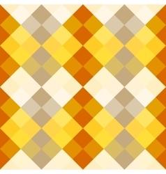 Yellow orange gray harmony simple squares vector