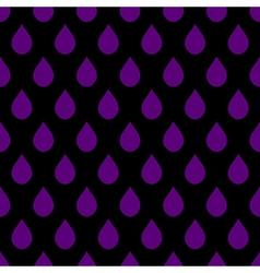 Purple Black Water Drops Background vector image vector image