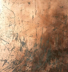 Copper Grunge Background vector
