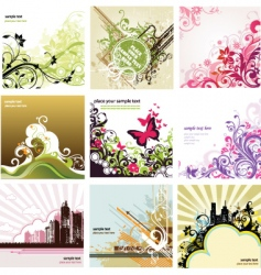 design set vector image