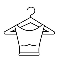 Isolated shirt design vector