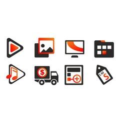 icon task vector image