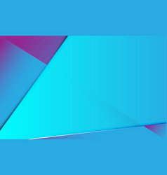 abstract line gradient blue and purple background vector image