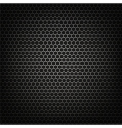 Metallic Perforated Background vector