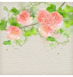 Watercolor Creative Background vector