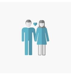 Maternity Flat Icon vector image