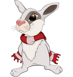 Rabbit Cartoon vector image