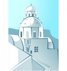 santosini vector image