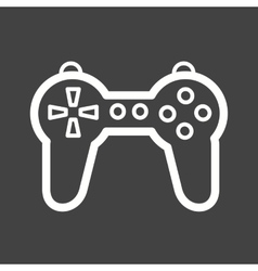 Gaming Console III vector image