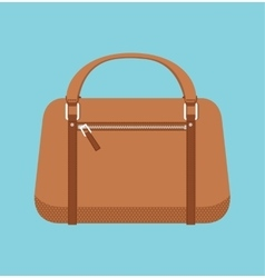 Business bag vector