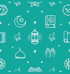 Ramadhan pattern vector