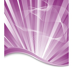 Violet exploded background vector
