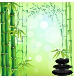 Zen background vector