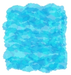 Texture of water vector image