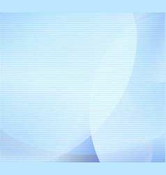 Pale blue abstract background vector