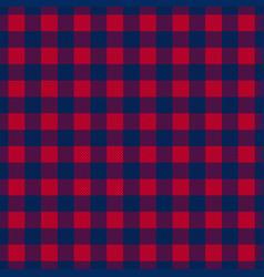 tartan seamless contrast rectangular texture vector image