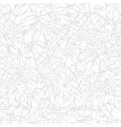 Abstract textured white background vector image vector image