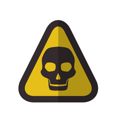 Caution danger sign vector