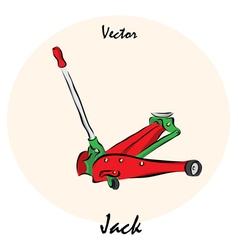 Car tool vector
