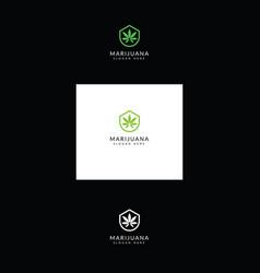 cbd logo design vector image
