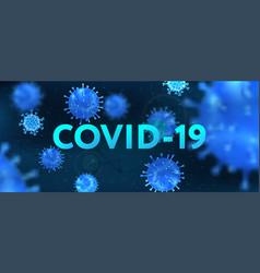 Mers-cov 2 3d bacteria covid-19 vector