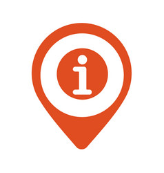 location icon vector image vector image