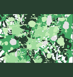 Green shades white beige camouflage background vector