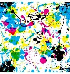 splats pattern vector image