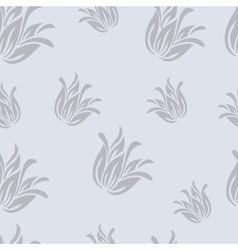 seamless pattern Floral stylish background vector image