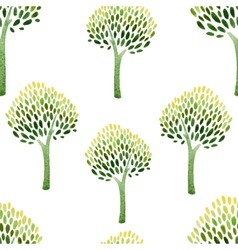 Abstract tree pattern vector