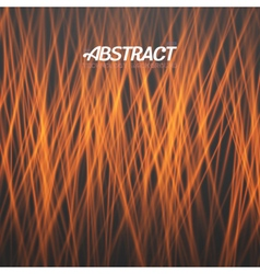 Fire Motion Graphics Fire Flow Template vector image vector image
