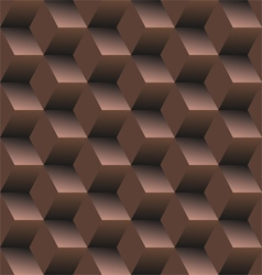 old school seamless background diamond vector image