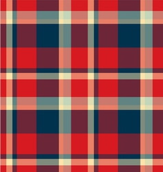 Tartan seamless pattern background vector