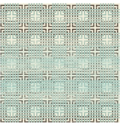 Cubed pattern vector image vector image