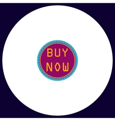Buy Now computer symbol vector
