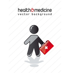 Health and medicine vector