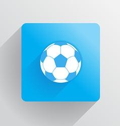 Fotball ball vector image