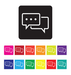 online support icon vector image