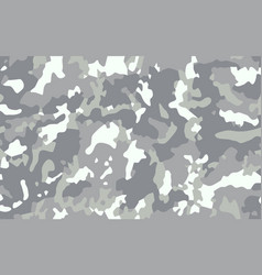 Snow camouflage texture graphic background vector