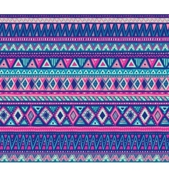 Colorful seamless pattern with hand drawn vector