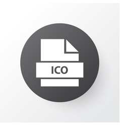Doc icon symbol premium quality isolated ico vector