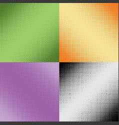 halftone texture seamless pattern raster effects vector image