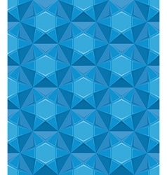 Sapphire seamless texture Blue gem background vector