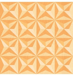 Wood carving Geometric background vector image vector image