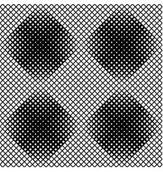 geometrical seamless diagonal square pattern vector image