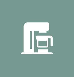 Mixer icon simple vector