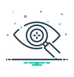 Eye detect vector