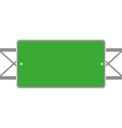 Road sign icon Way design graphic vector image