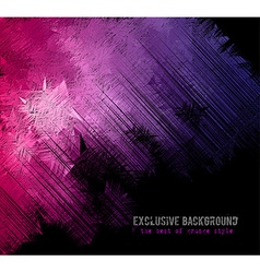 Abstract background for business card or brochures vector image vector image