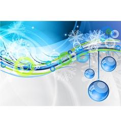 blue balls under the wave vector image